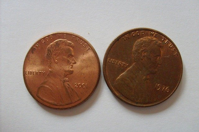 pick a penny up good luck rhyme