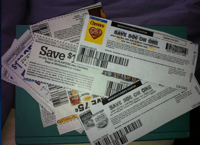 my coupons