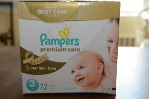 Pampers Box