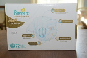Pampers Features