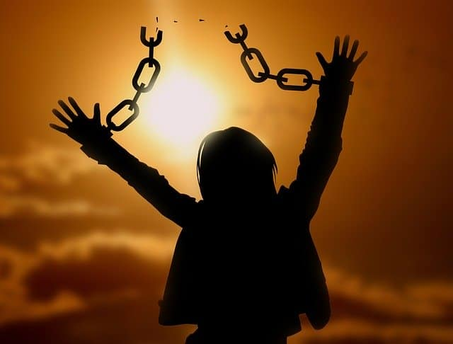 financially free breaking the chains that bind us to our money worries