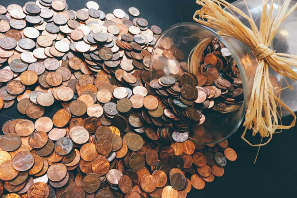 How Many Pennies In A Roll The Value Of Coin Rolling One Frugal