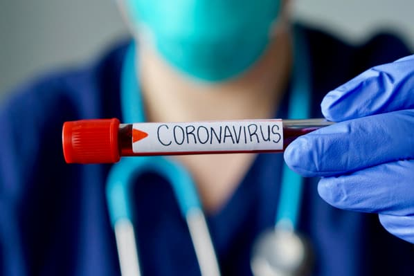 feeling positive in spite of coronavirus