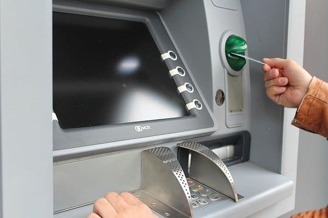 atm machine dream meaning